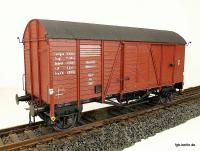 DR Güterwagen (Box car) 26847