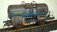 Wacker Kesselwagen (Tank car) 581 815