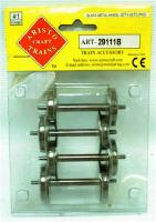 Aristo-Craft Metallachsen (Metal wheels) 29 mm