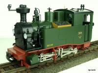 Sächsische Dampflokomotive (Saxon steam locomotive)  I K