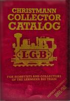 LGB Sammler Katalog (Collector Catalogue) - 1991/92 Christmann