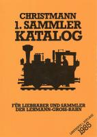 LGB Sammler Katalog (Collector Catalogue) - 1985 Christmann