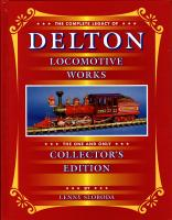 Delton Locomotive Works Sammler Katalog (Collector Catalogue) - 2000 Sloboda