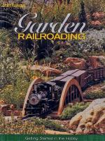 Gartenbahn (Large Scale) Handbook - 2002 Garden Railroading - Getting Started in the Hobby