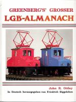 LGB Sammler Katalog (Collector Catalogue) - 1989 Greenberg