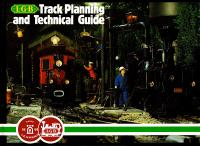 LGB Technik (Technical) - 1987 Track Planning and Technical Guide