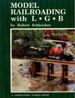 LGB Anlagen (Layouts) - 1989 Model Railroading with LGB