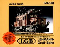 LGB Sammler Katalog (Collector Catalogue) - 1987-88 miba-buch
