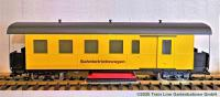 Bahndienst Reinigungswagen (Maintenance-of-Way Track Cleaning Car)