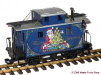 Weihnachts Caboose (Christmas caboose)