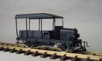 SR&RL Ford Model T Railcar No.2