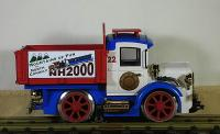 BTO - LGB MRRC 2000 -  Jubiläums (Convention) Rail Truck