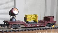 Southern Pacific Scheinwerferwagen (Searchlight car) 42820
