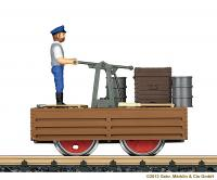 Draisine (Handcar) Version 9