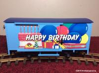 Happy Birthday Güterwagen (Boxcar)