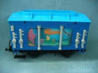 Disney Nemo-Wagen (Nemo car)