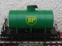 Kesselwagen (Tank car) BP