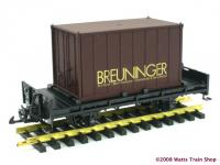 Breuninger Container Wagen (Container car)