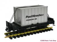 Paul Hinsche Container Wagen (Container car)