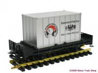 Württemberger Container Wagen (Container car)