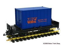 Modellbahn-Center Container Wagen (Container car)