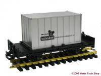 Schnabel Container Wagen (Container car)
