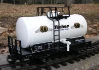 Tucher Kesselwagen (Tank car)