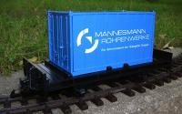 Mannesmann Container Wagen (Container car)