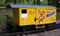 Nesquik Güterwagen (Box car)