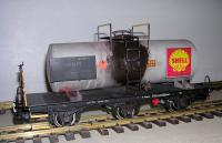 Shell Kesselwagen (Tank car) 61024