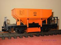 OEG Schotterwagen Orange