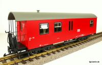 HSB Packwagen (Baggage car) KB 904-162