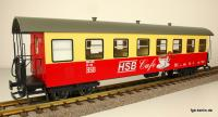 HSB Cafe Wagen (Café car) KB 900-493 WR