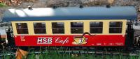HSB Cafe - Wagen (Cafe car)