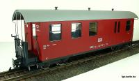 HSB Packwagen (Baggage car) KBD 902-306