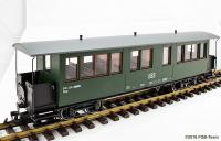 HSB Traditionswagen, links (Passenger Car, left side) 900-458