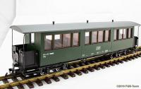 HSB Traditionswagen, links (Passenger Car, left side) 900-456