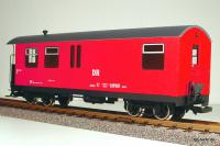 HSB / DR Gepäckwagen (Baggage car) 904-162 KD