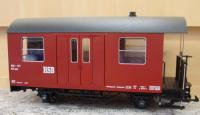 HSB Gepäckwagen (Baggage car) 905 -151