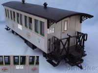 Rhein-Sieg Club Car 2005 - Personenwagen (Passenger car) MOB 20