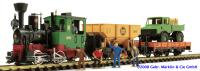 Güterzug Starter Set (Freight Train Start Set) 230 Volt