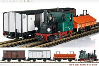 EPL Fabrikzug Set (Factory Train Set) 99 5606