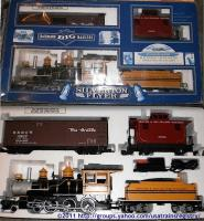 D&RGW Zugset (Train set) - Big Hauler