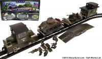 Third Brigade Train Set