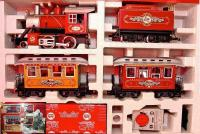 Neiman Marcus Christmas Train Set 2002
