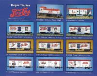 USA Trains Pepsi Serie (Series)