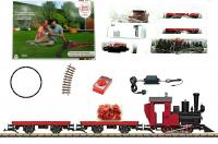 Startset Bausteinzug (Building Block Train Starter Set) 230 Volt
