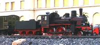 DRG Dampflok (steam locomotive) BR 13.71