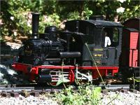 DRG Dampflok (Steam locomotive) BR 98.70