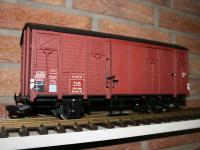 DB G-Wagen (box car) Gmhs-55